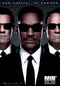 Men In Black 3 (Los hombres de negro III) (2012)