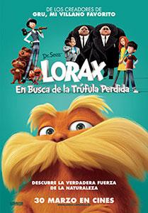 Lórax, en busca de la trúfula perdida (2012)