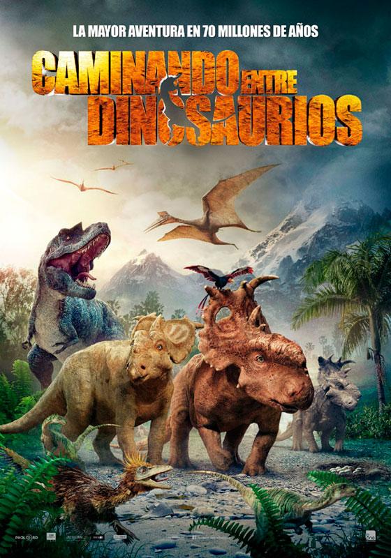 Caminando entre dinosarios 3D (2013)
