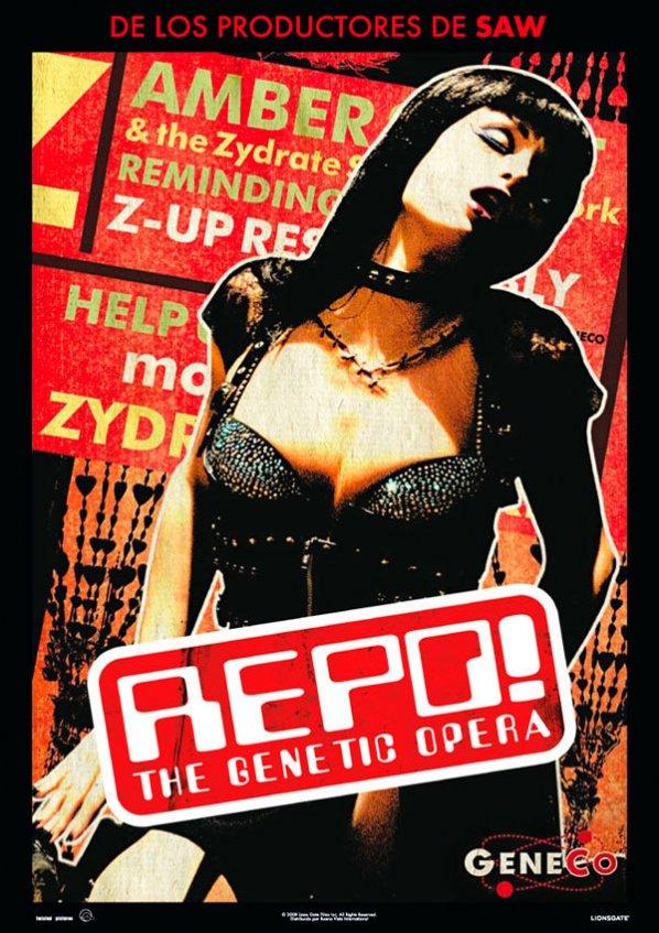 Repo! The Genetic Opera (2009)