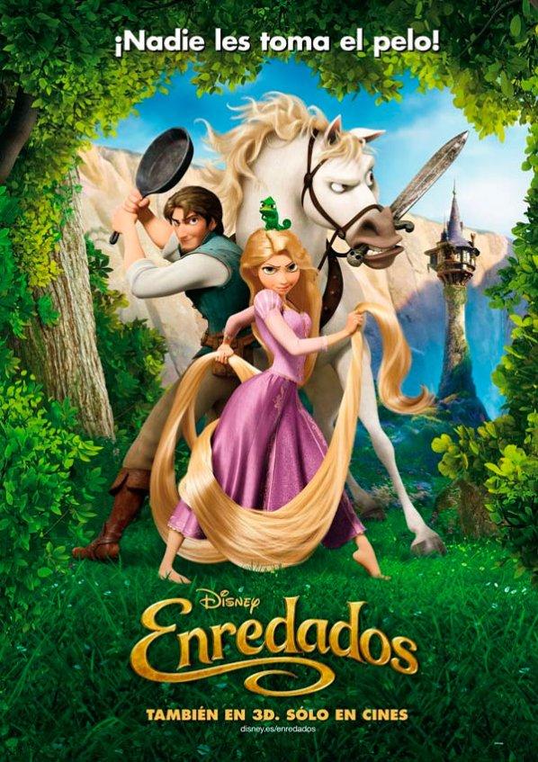 Enredados (Rapunzel) (2011)