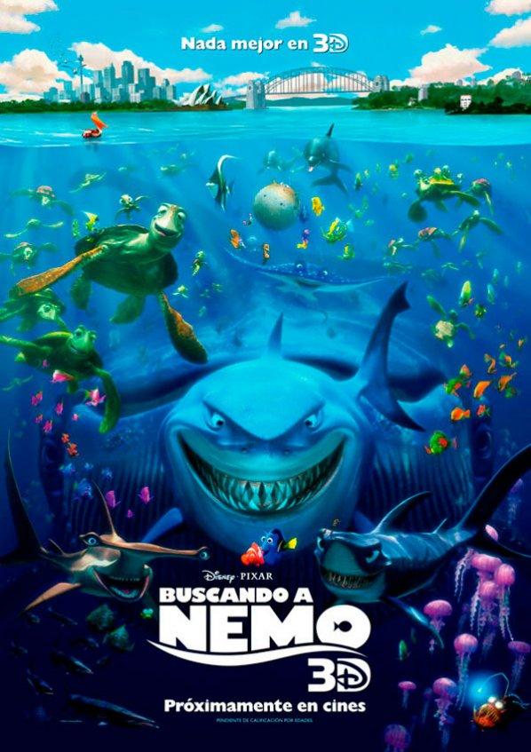 Buscando a Nemo 3D (2013)