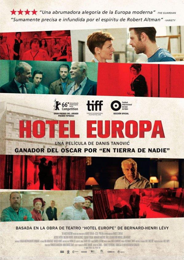 Hotel Europa (2017)