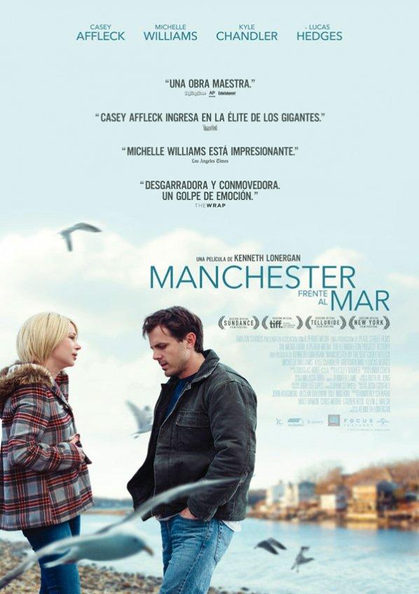 Manchester frente al mar (2017)