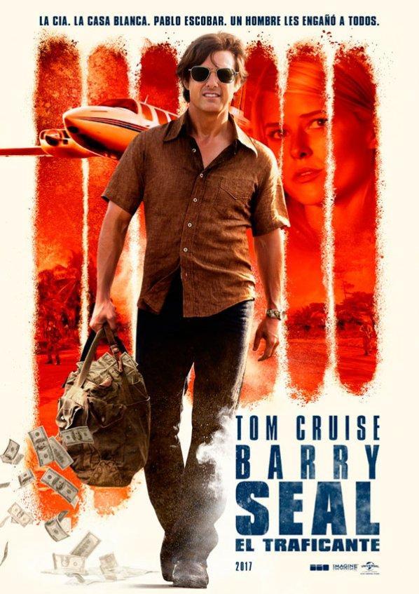 Barry Seal: El traficante (2017)