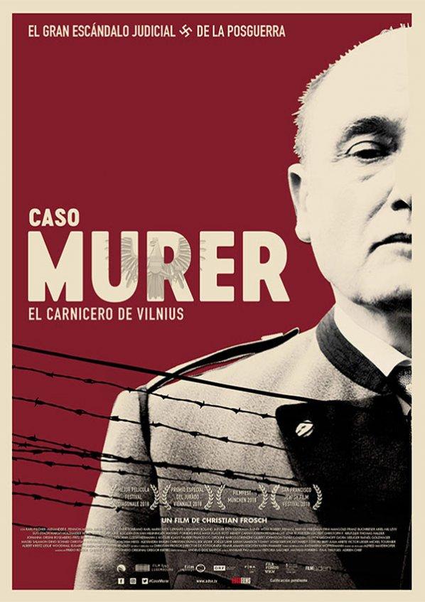 Caso Murer: El Carnicero de Vilnius (2019)