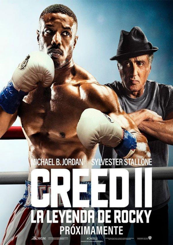 Creed II: La Leyenda de Rocky (2019)