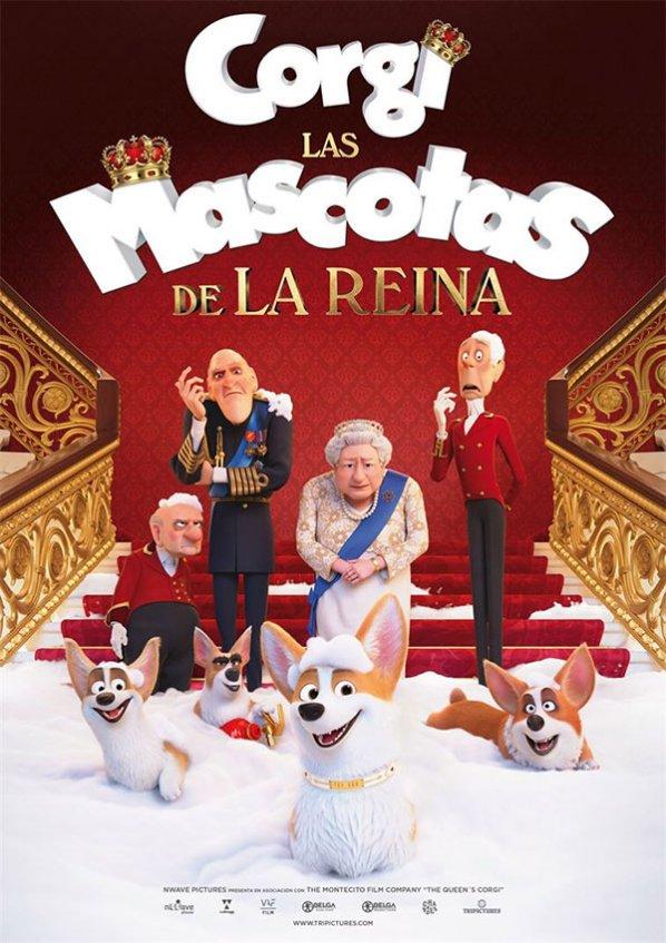 Corgi: Las Mascotas de la Reina (2019)