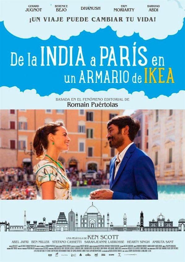 De la India a París en un Armario de Ikea (2019)
