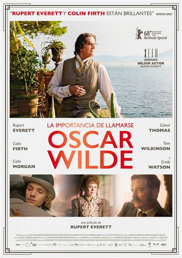 La Importancia de Llamarse Oscar Wilde (2019)