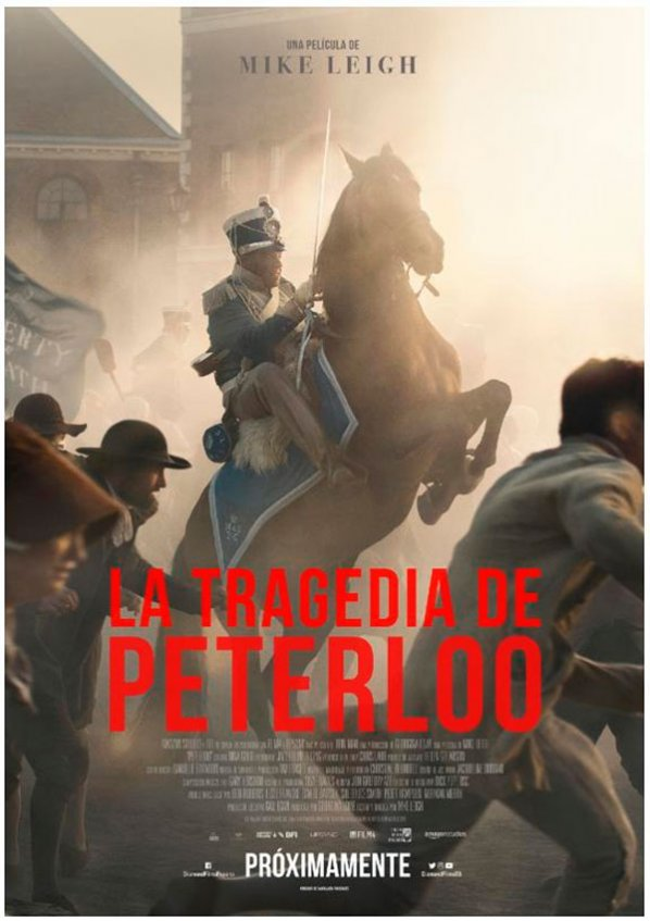 La Tragedia de Peterloo (2019)