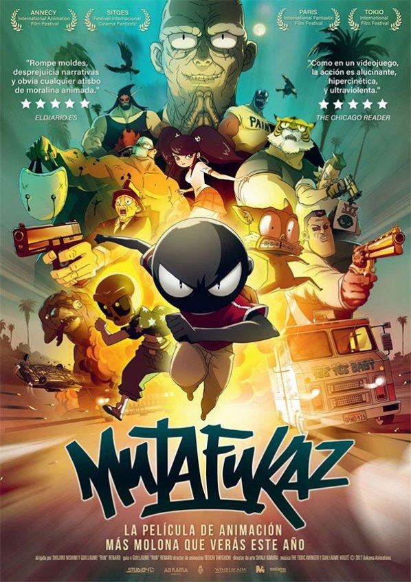 Mutafukaz (2019)