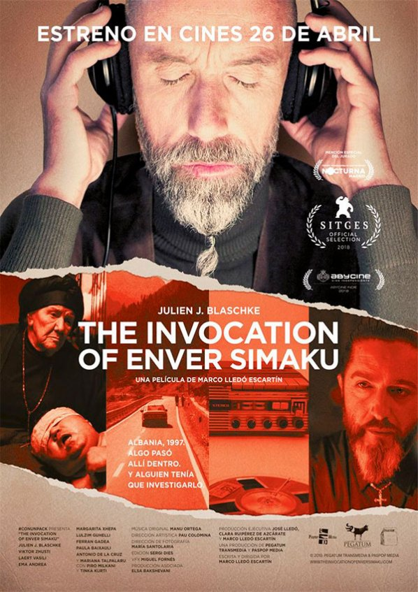 The Invocation of Enver Simaku (2019)