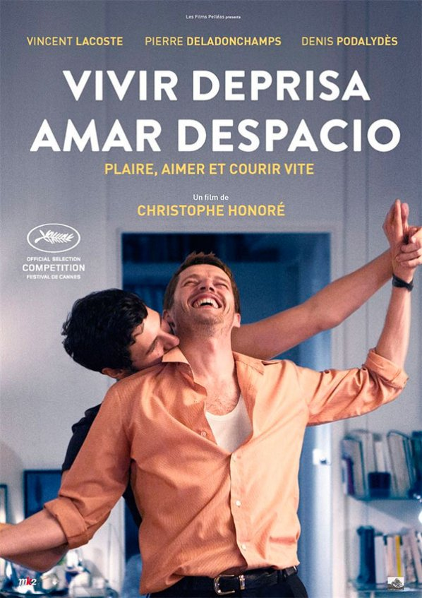 Vivir Deprisa, Amar Despacio (2019)