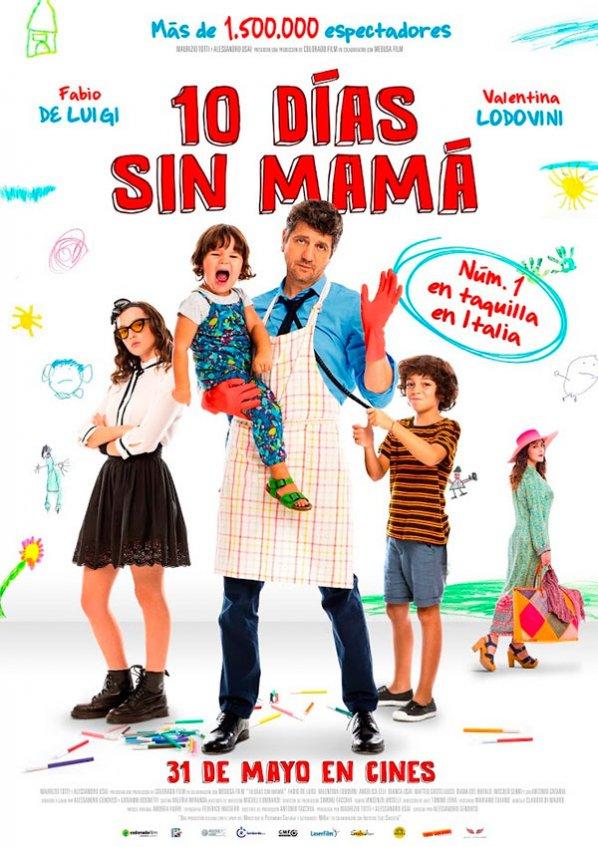 10 Días sin Mama (2019)