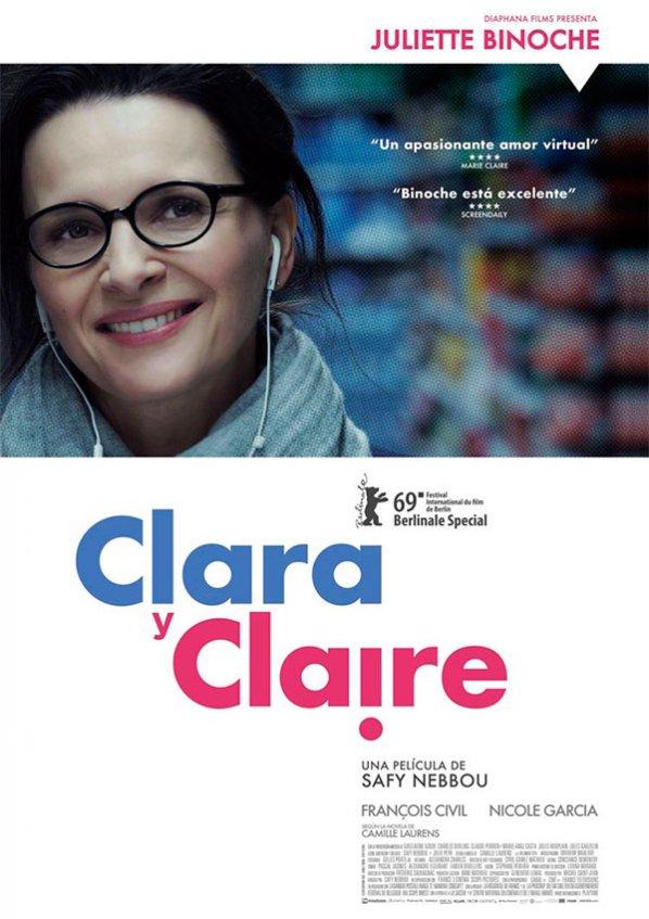 Clara y Claire (2019)