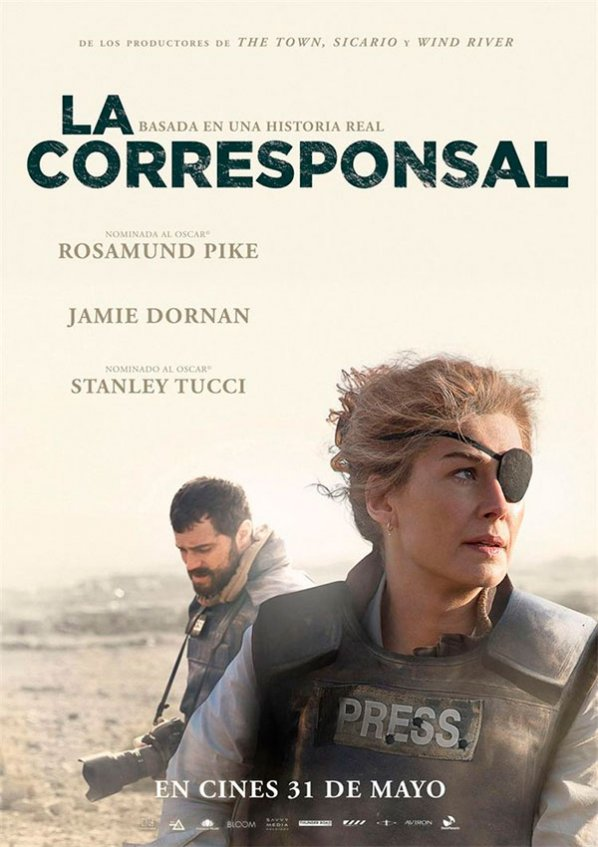 La Corresponsal (2019)