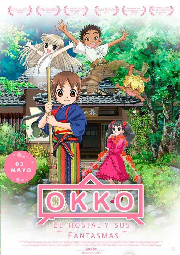 Okko, el Hostal y sus Fantasmas (2019)