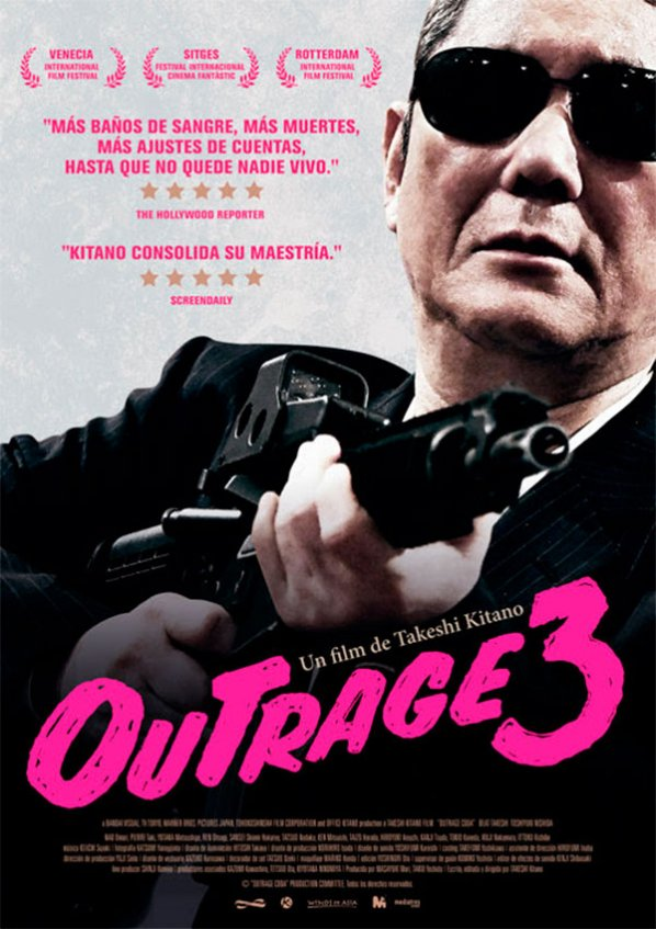 Outrage 3 (2019)