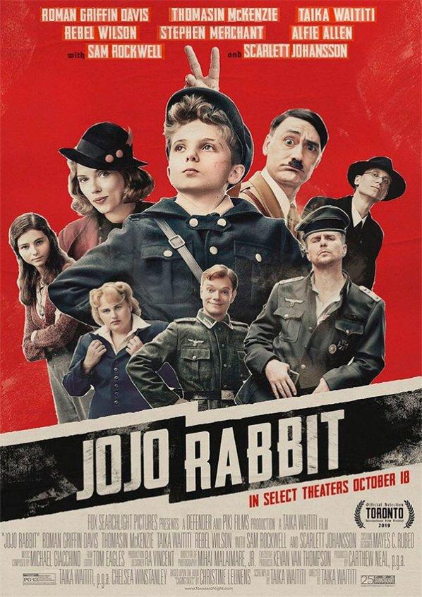 Jojo Rabbit (2020)