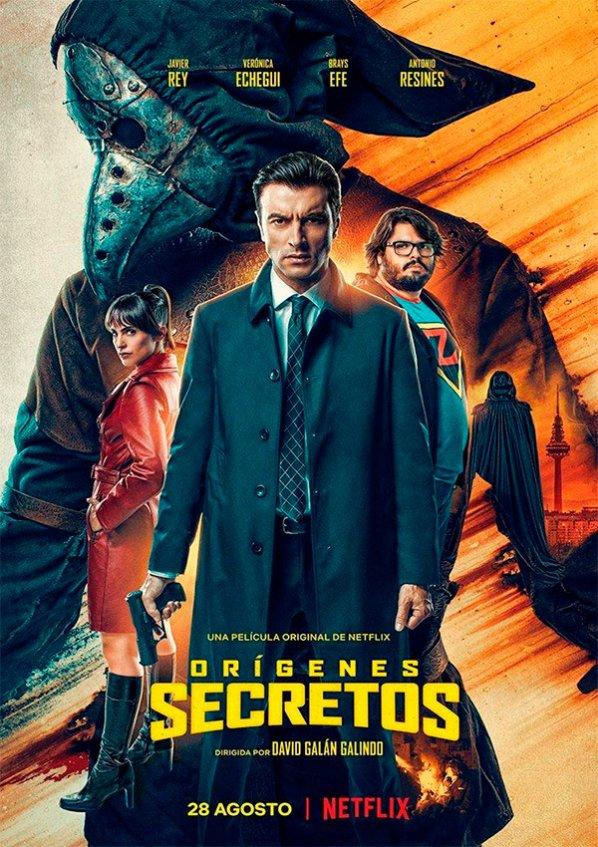 Orígenes Secretos (Netflix) (2020)