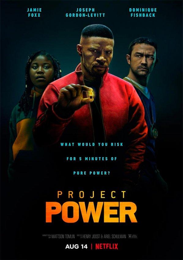 Proyecto Power (Netflix) (2020)