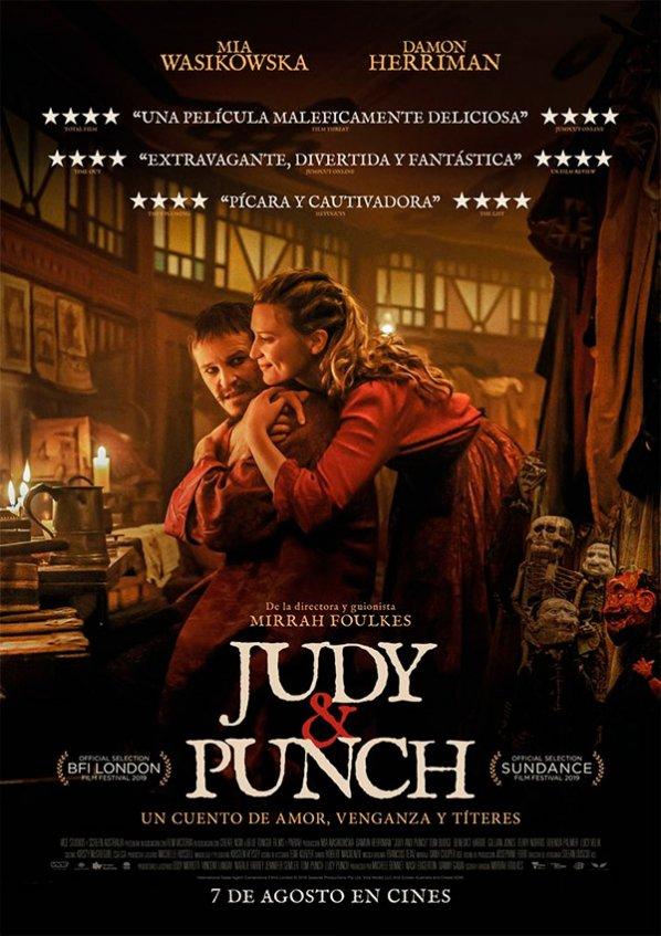 Judy y Punch (2020)