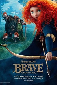 Brave Indomable (2012)