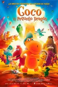 Coco, el pequeño dragón (2015)