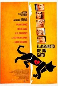 El asesinato de un gato (2015)