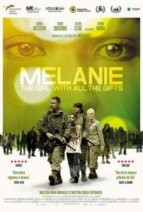 Melanie. The girl with all the gifts (2017)